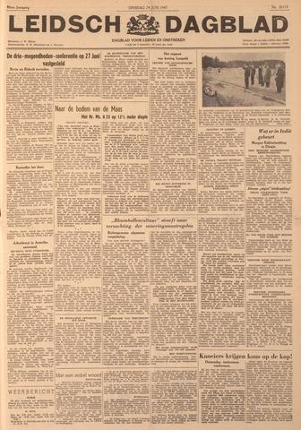 Leidsch Dagblad 1947-06-24