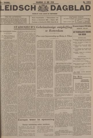 Leidsch Dagblad 1938-05-23