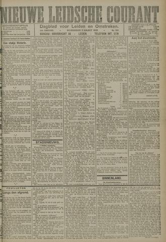 Nieuwe Leidsche Courant 1921-03-02