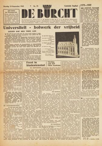 De Burcht 1945-09-18