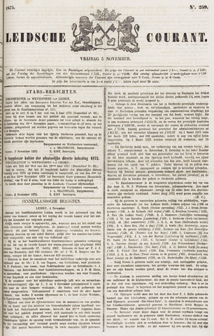 Leydse Courant 1875-11-05