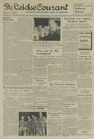 Leidse Courant 1951-05-25