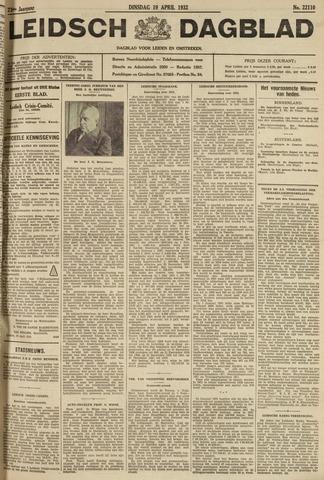 Leidsch Dagblad 1932-04-19