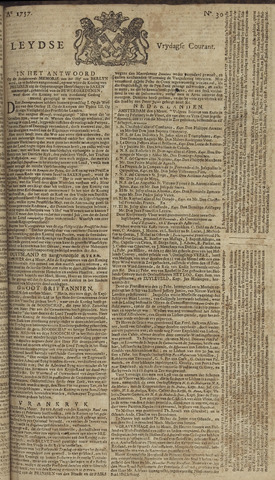 Leydse Courant 1757-03-11