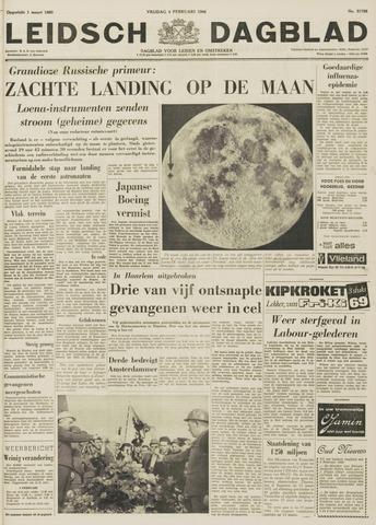 Leidsch Dagblad 1966-02-04