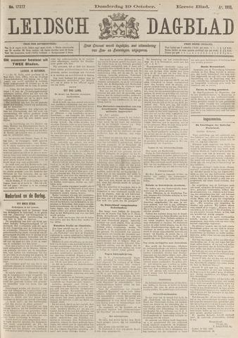Leidsch Dagblad 1916-10-19
