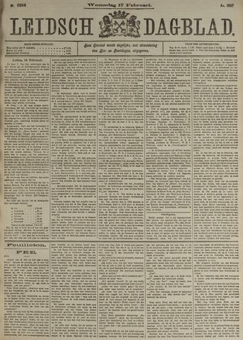 Leidsch Dagblad 1897-02-17