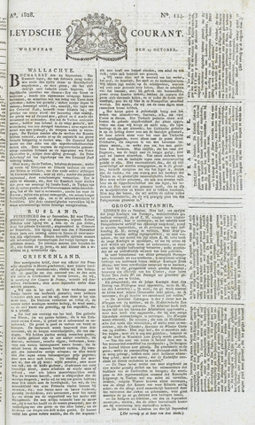 Leydse Courant 1828-10-15