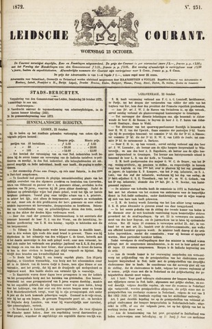 Leydse Courant 1872-10-23