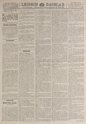 Leidsch Dagblad 1919-08-25