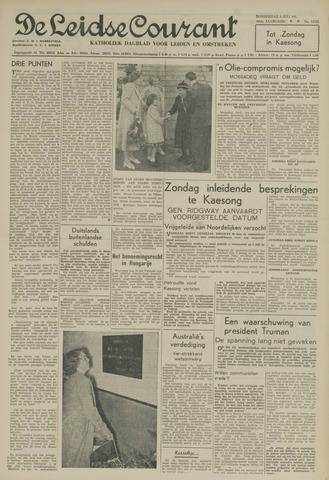 Leidse Courant 1951-07-05