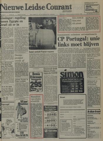 Nieuwe Leidsche Courant 1975-01-29