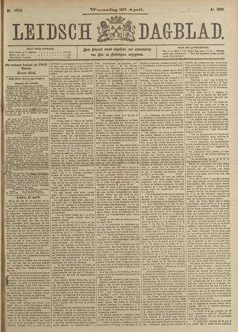 Leidsch Dagblad 1899-04-26