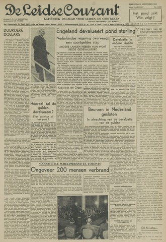 Leidse Courant 1949-09-19