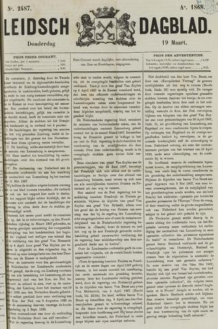Leidsch Dagblad 1868-03-19