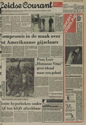 Leidse Courant 1980-10-27