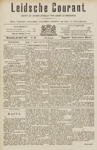 Leydse Courant 1887-04-20
