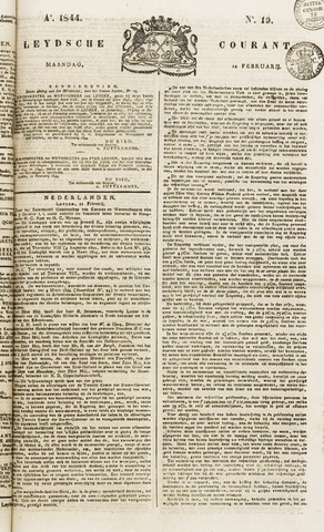 Leydse Courant 1844-02-12