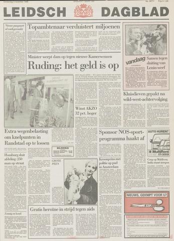 Leidsch Dagblad 1988-11-03