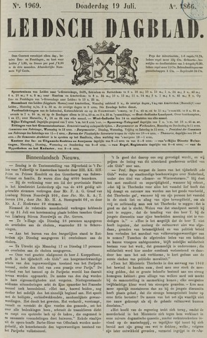 Leidsch Dagblad 1866-07-19
