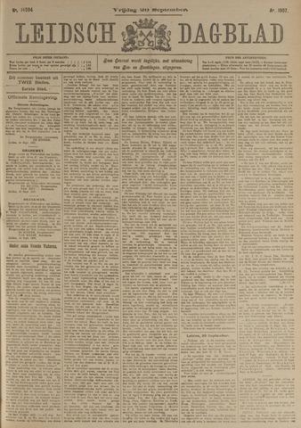 Leidsch Dagblad 1907-09-20
