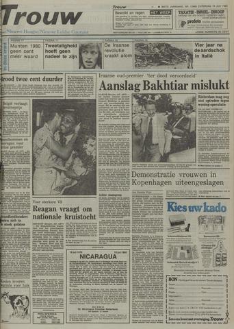 Nieuwe Leidsche Courant 1980-07-19