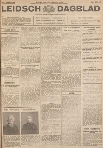 Leidsch Dagblad 1928-02-22
