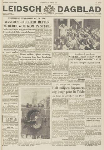 Leidsch Dagblad 1959-04-11