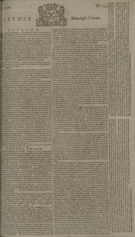 Leydse Courant 1740-12-12