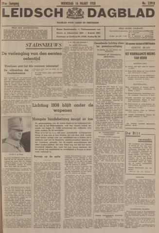 Leidsch Dagblad 1938-03-16