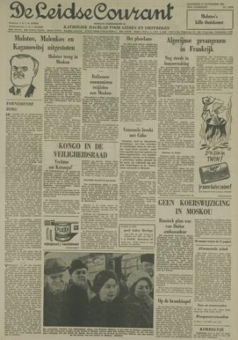 Leidse Courant 1961-11-13