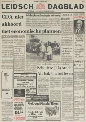 Leidsch Dagblad 1977-08-05