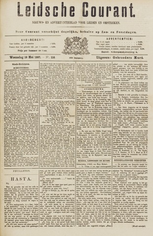 Leydse Courant 1887-05-18