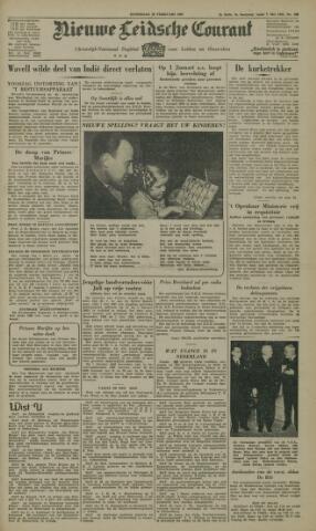 Nieuwe Leidsche Courant 1947-02-22