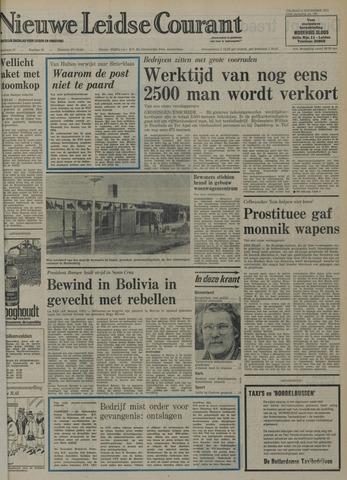 Nieuwe Leidsche Courant 1974-11-08