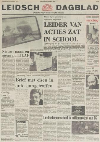 Leidsch Dagblad 1977-09-06