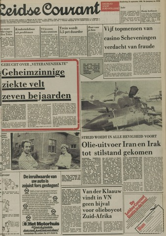 Leidse Courant 1980-09-25