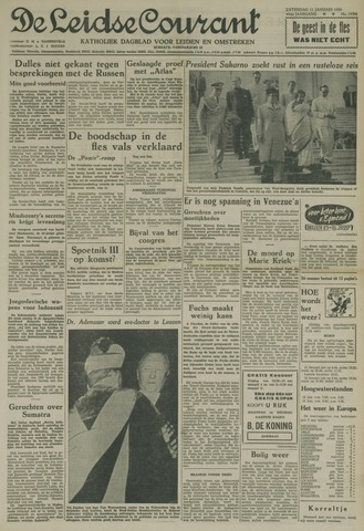 Leidse Courant 1958-01-11