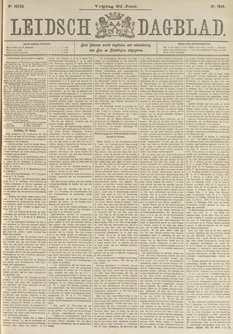 Leidsch Dagblad 1894-06-22