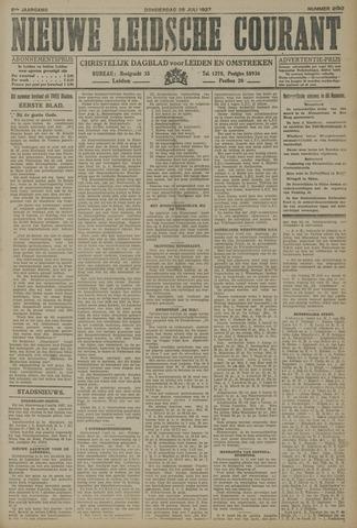 Nieuwe Leidsche Courant 1927-07-28