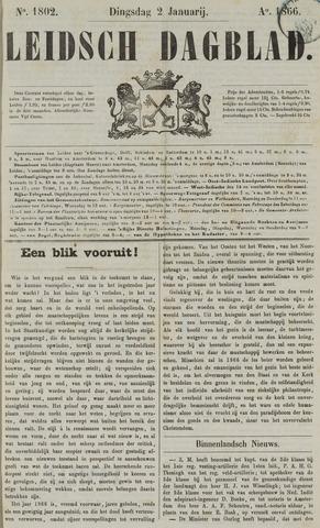 Leidsch Dagblad 1866-01-02