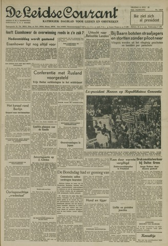 Leidse Courant 1952-07-11