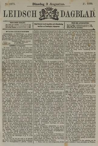 Leidsch Dagblad 1880-08-03