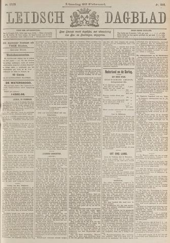 Leidsch Dagblad 1916-02-22