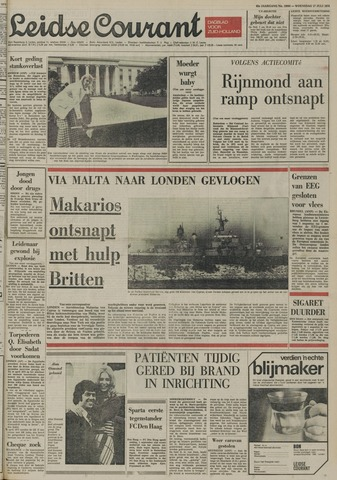 Leidse Courant 1974-07-17