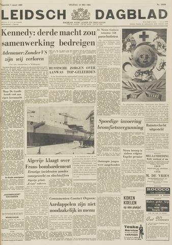 Leidsch Dagblad 1962-05-18