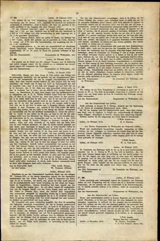 Handelingen van de Raad 1879-02-20
