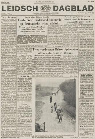 Leidsch Dagblad 1956-02-13