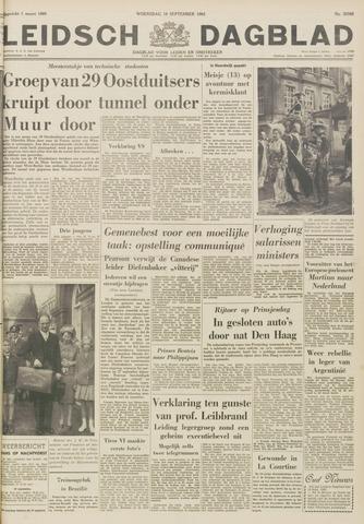 Leidsch Dagblad 1962-09-19