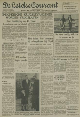 Leidse Courant 1962-02-02